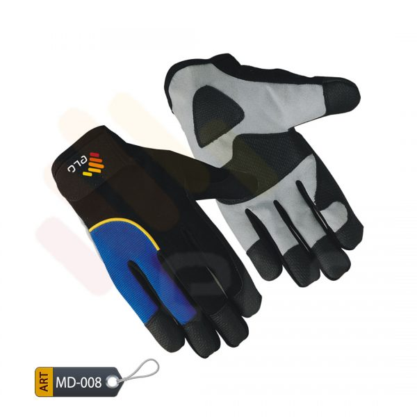 Celeste Mechanic Performance Gloves Synthetic by ELC Karachi (MD-008)