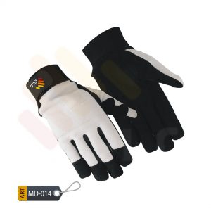 Amara Mechanic Performance Gloves Synthetic by ELC Karachi (MD-014)