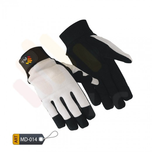 Mechanic Performance Gloves Synthetic by ELC Karachi (MD-014)