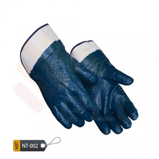 Avon Nitrile Coated Gloves by ELC Kararchi (NIT-03)