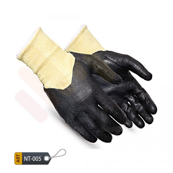 Stronghand Nitrile Coated Gloves by ELC (NIT-05)