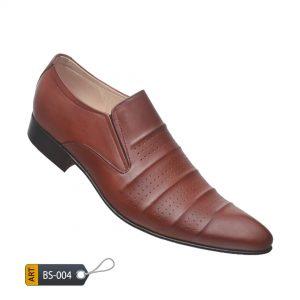 Calibrate Premium Leather Boots Pakistan Manufacturer (BS-004)