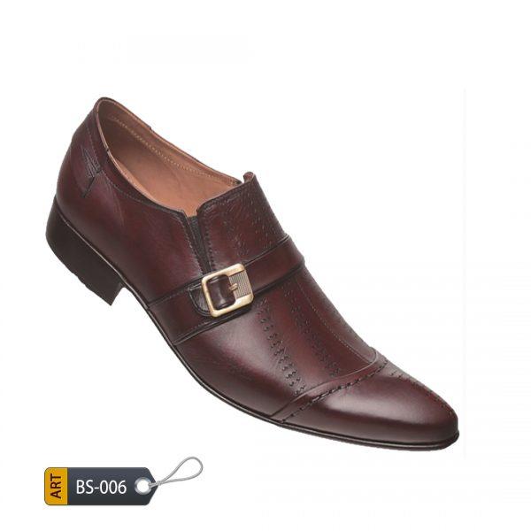 Decor Premium Leather Boots Pakistan Manufacturer (BS-006)