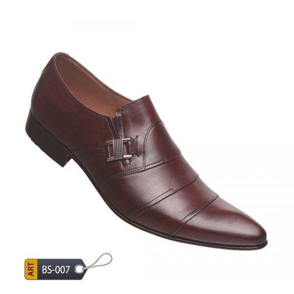 Premium Leather Boots Pakistan Manufacturer (BS-007)