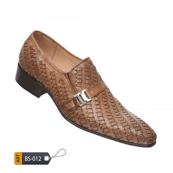 Distinction Premium Leather shoes Pakistan Manufacturer (BS-012)