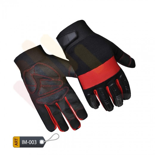 TPR Finger Performance Gloves Arcadian by ELC Pakistan (IM-003)