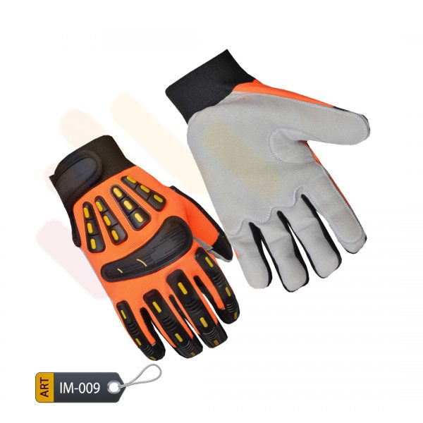 TPR finger performance glove truculent by ELC Sialkot Manufactured (IM-009)