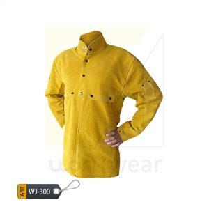 EL Split Leather Welder Jacket (WJ-300)