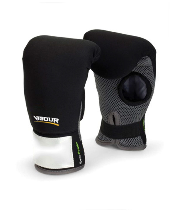Vigour Dominion Boxing glove by Elite Leather Creations