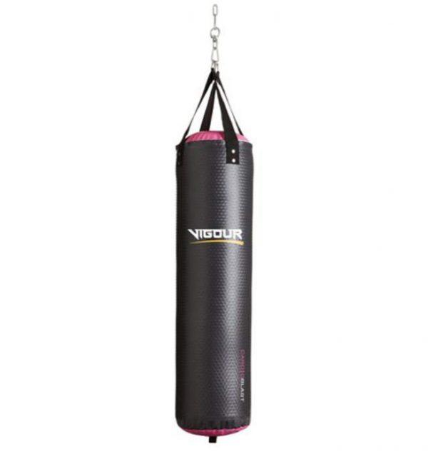 Flamestone punching bag by Vigour