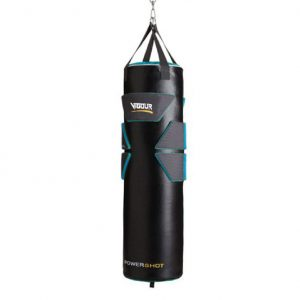 Stormrage punching bag by Vigour - Elite Leather