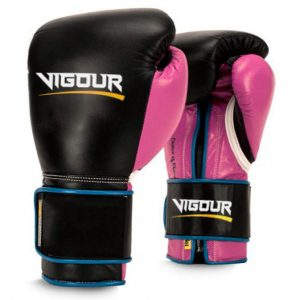 Typhoon Vigour Boxing Gloves by Elite Leather Creations |