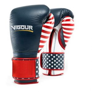 Vigour Magma Boxing Gloves by Elite Leather Creations