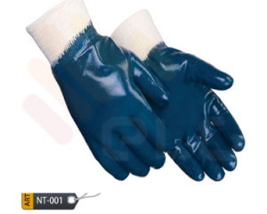 Manza Nitrile Coated Gloves