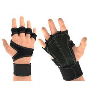 Wrist support glove