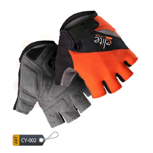 Comfortable Cycling Gloves Boult by Elite Leather (CY-002)