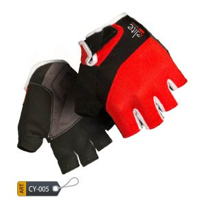Best Cycling Gloves BoultPlus by Elite Leather (CY-005)