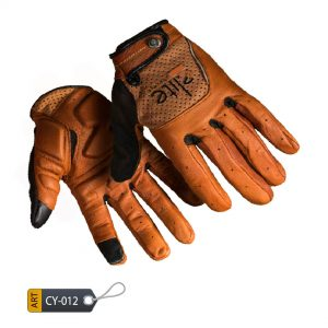 Lightweight Cycling gloves SprintFlex by Elite Leather (CY-012)