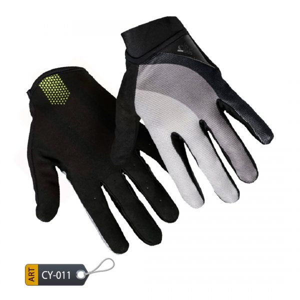 Full Finger Bicycle Gloves SprintPlus by Elite Leather (CY-011)