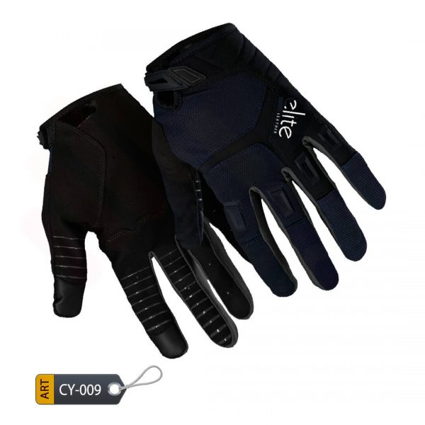 Full Finger cycling gloves SprintPro by Elite Leather (CY-009)