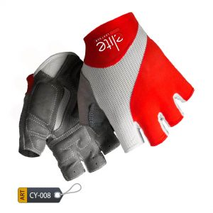 Bicycle Riding Gloves Velocity by Elite Leather (CY-008)