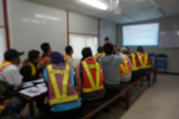 Conduct Workplace Safety Training's