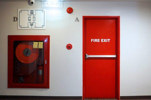 Keep Emergency Exits Clear