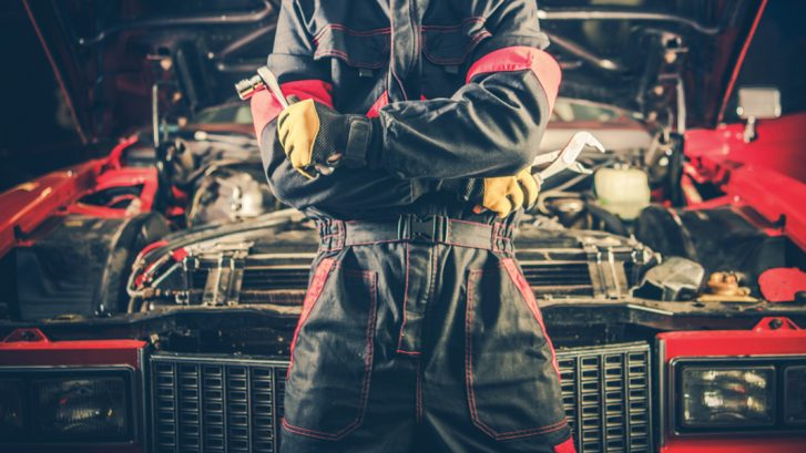 Gloves Suitable for the Automotive Industry