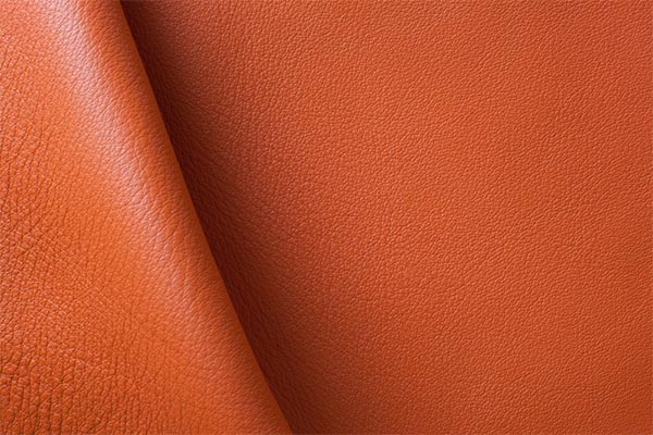goatskin leather