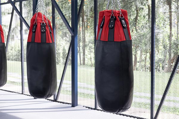 Professional heavy punching bags