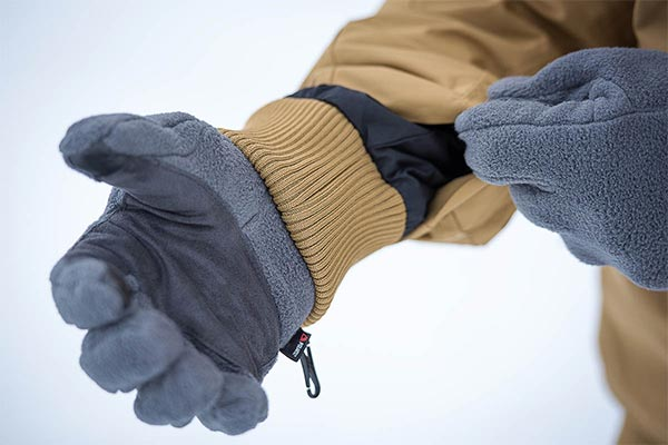 Shields Against Harsh Weather by wearing good quality leather driver glove