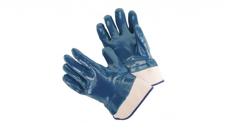 How Does Nitrile Coated Gloves Offer Hand Safety