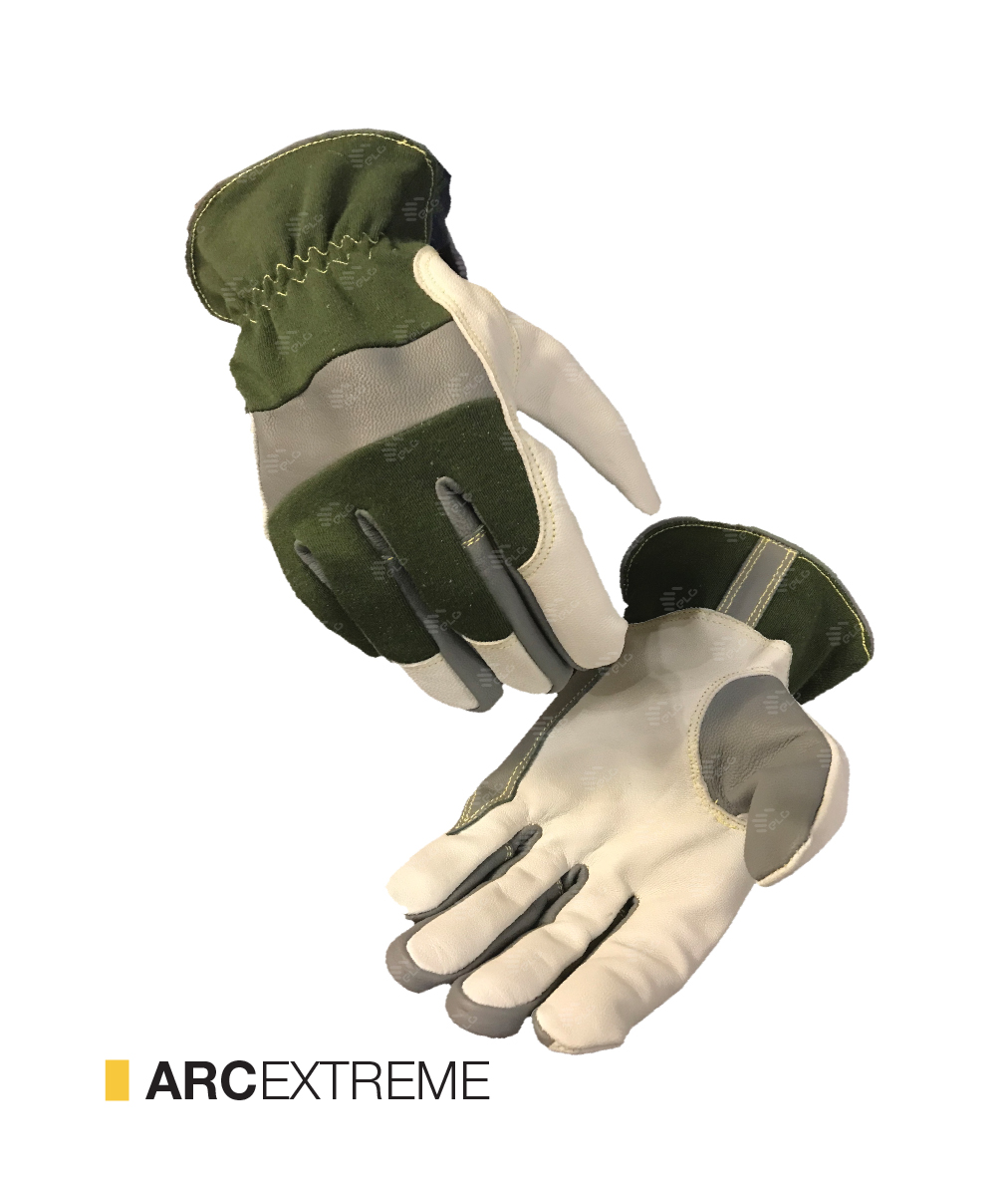arcextreme cut-resistant gloves by elite leather