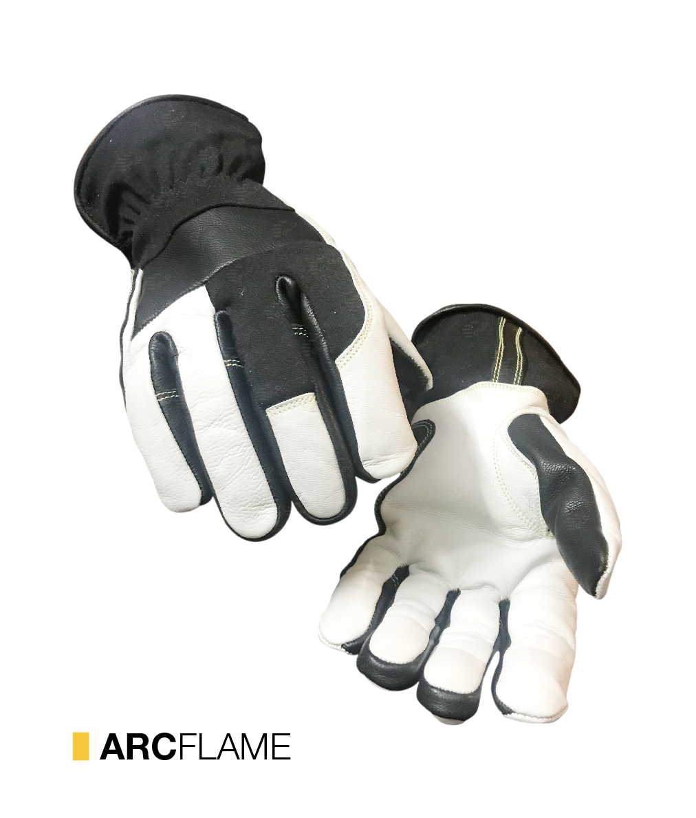 ARCFLAME cut-resistant gloves by elite leather