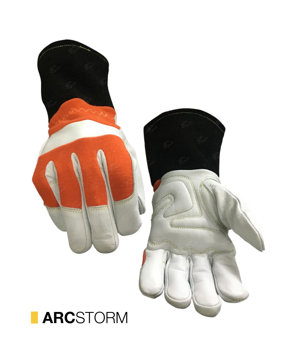 ARCSTORM cut-resistant gloves by elite leather