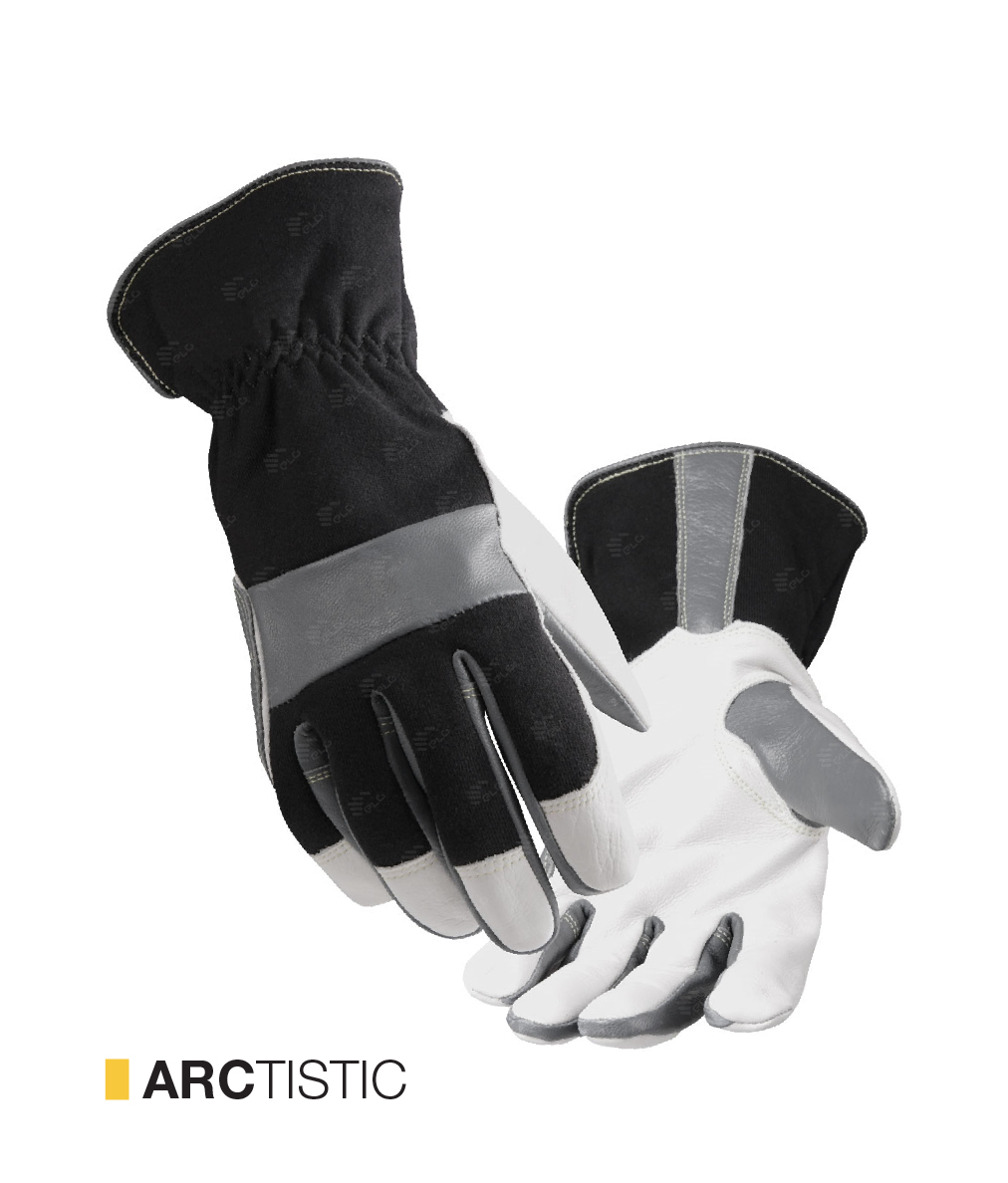 ARCTISTICS cut-resistant gloves by elite leather