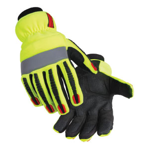 Mechmax cut-resistant glove by elite leather