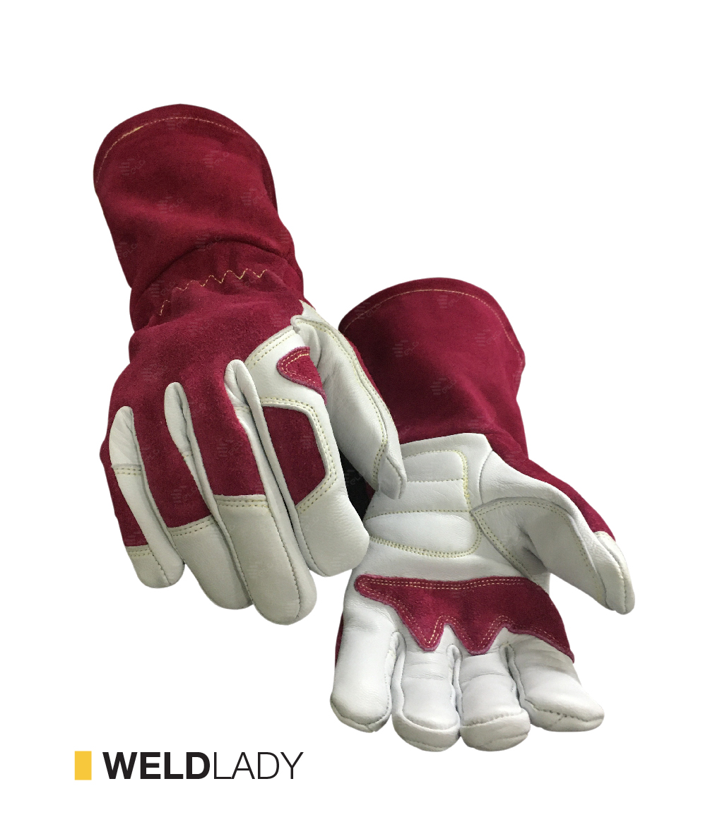 WELDLADY cut-resistant gloves by elite leather