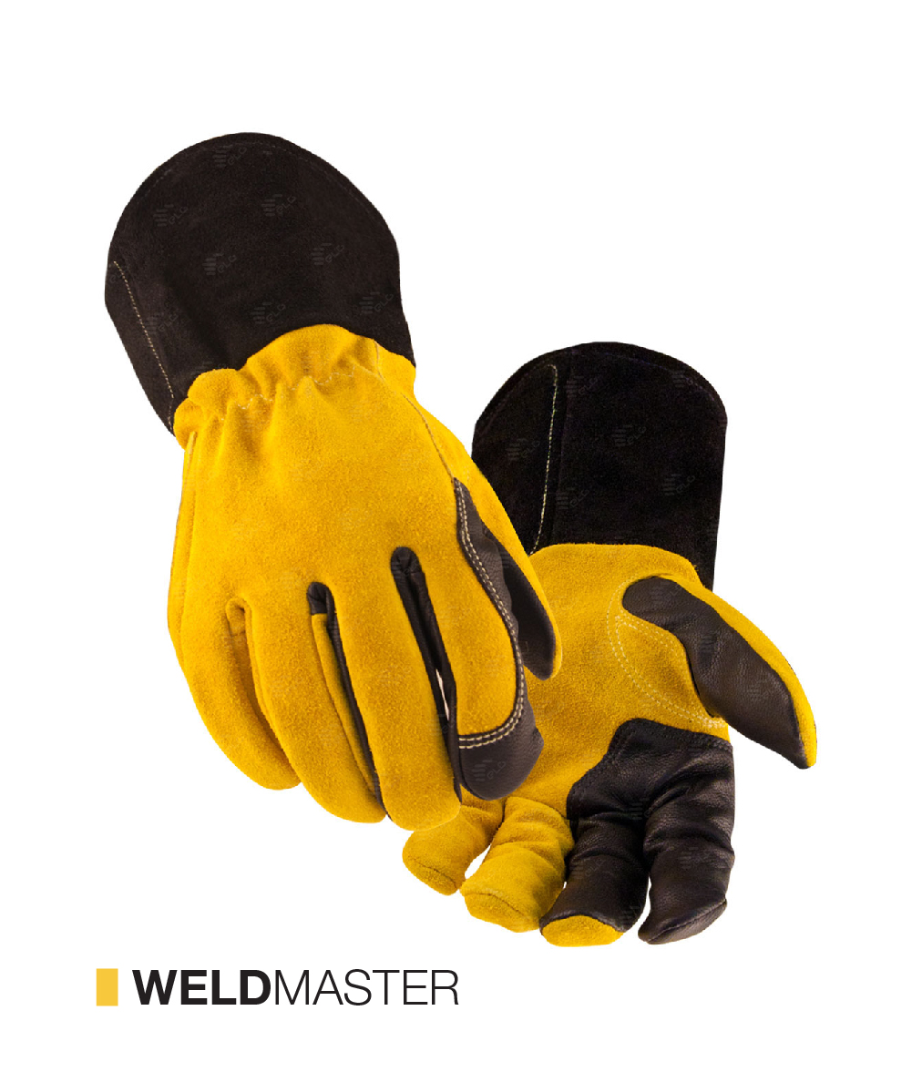 WELDMASTER cut-resistant gloves by elite leather