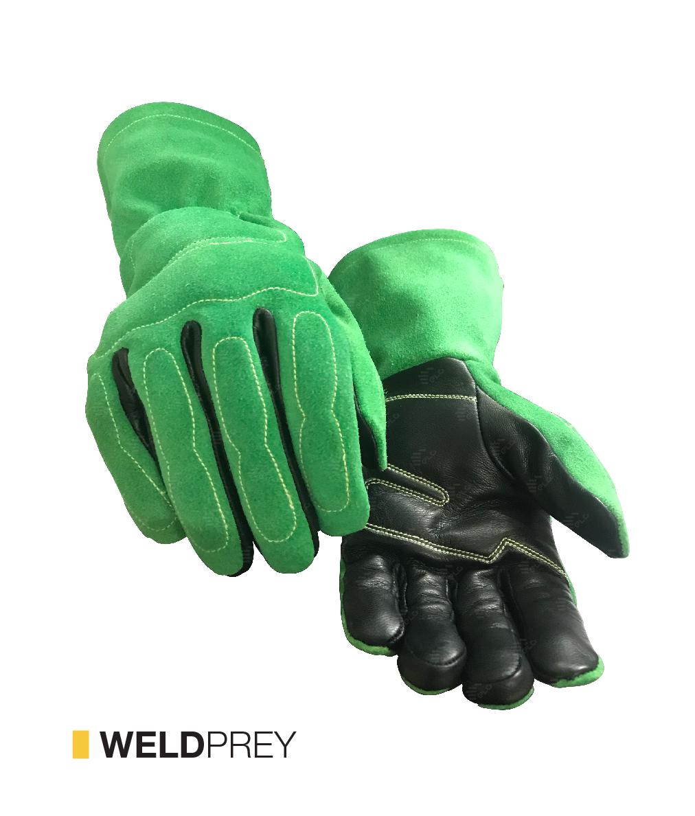 WELDPREY cut-resistant gloves by elite leather
