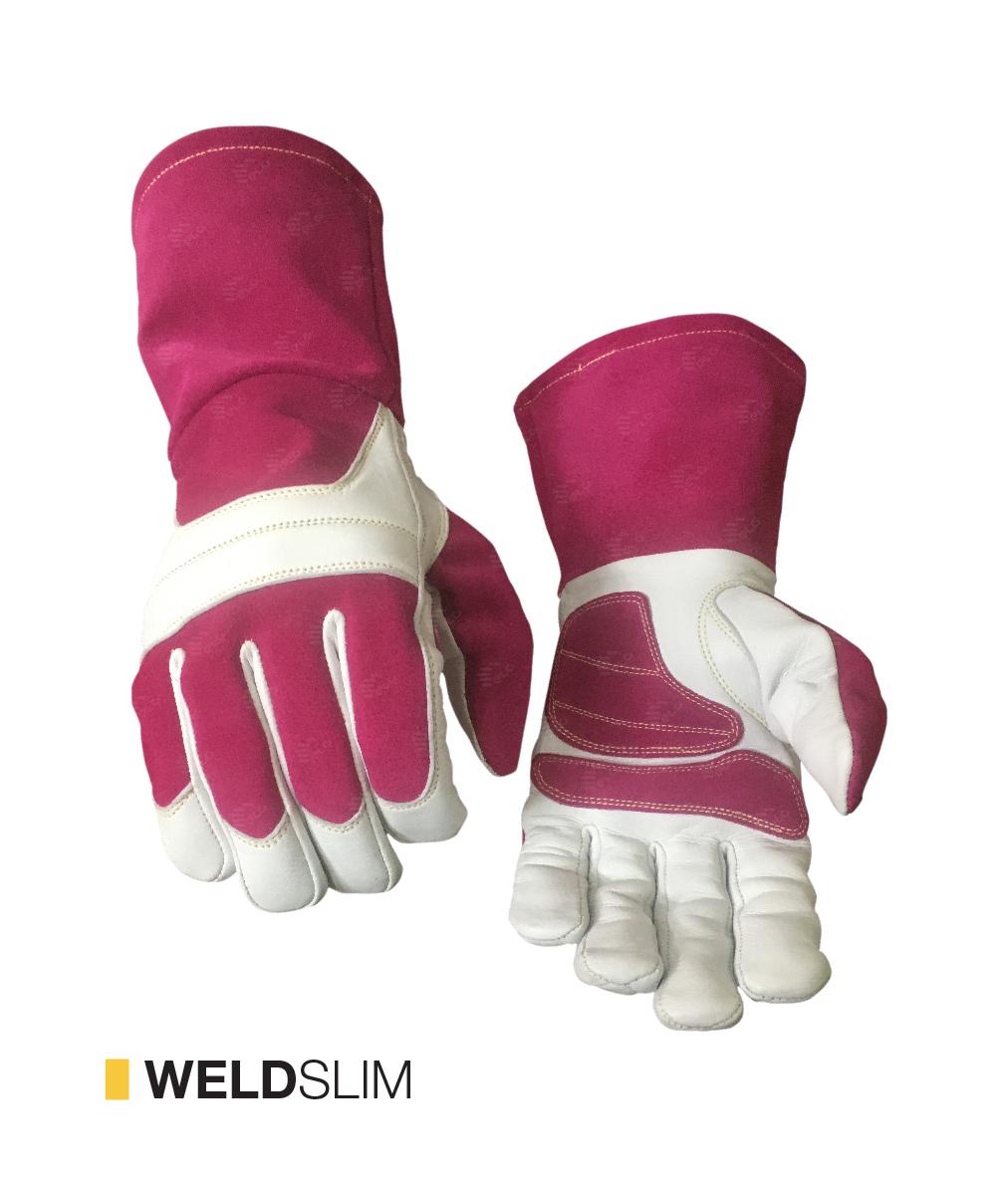 Weldslim cut-resistant gloves by elite leather