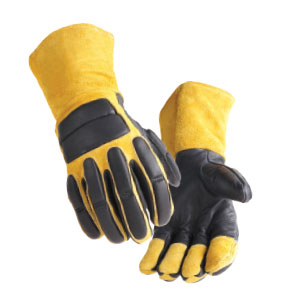 Weldpro cut-resistant glove by elite leather