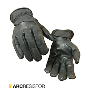Arcresistor cut-resistant leather gloves by elite leather