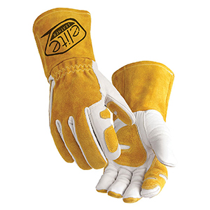 WELDTIG cut-resistant leather gloves by elite leather