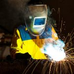 Welding Apparel in Industrial Settings