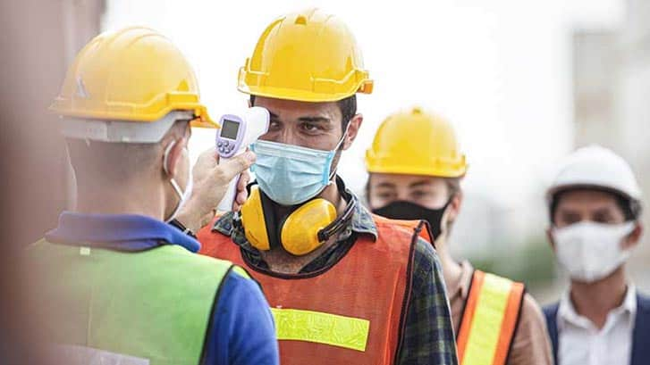 future of workplace safety trainings pandemic